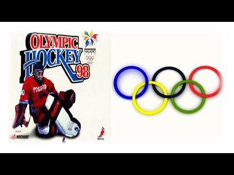 Olympic Hockey Nagano '98 - Sochi / Sotschi Winterspiele 2014 Special