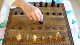 How to Play Thai Chess or Cambodian Chess - Makruk or Ouk