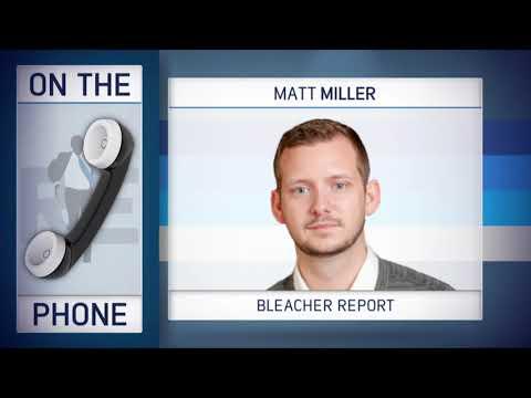 Bleacher Report's Matt Miller Talks NFL Draft with Rich Eisen  Full   42418