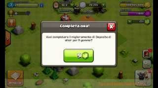 Hack clash of clans - Cheat unlimited gems clash of clans