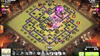 [Clash of Clans] | Shattered LaLoon | TH10 | 3star #042