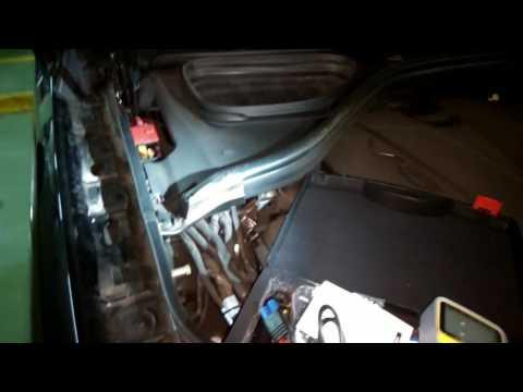 Заводим мёртвого Mercedes ML 350 дизель V6 3л. Aurora 12-24V