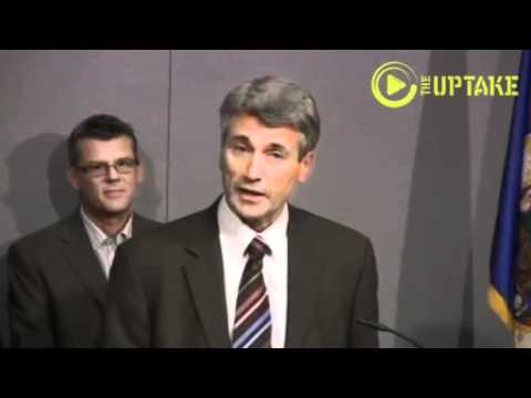 Rybak On Property Taxes And Vikings Stadium