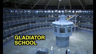 Maximum Security Prison - The Roundhouse