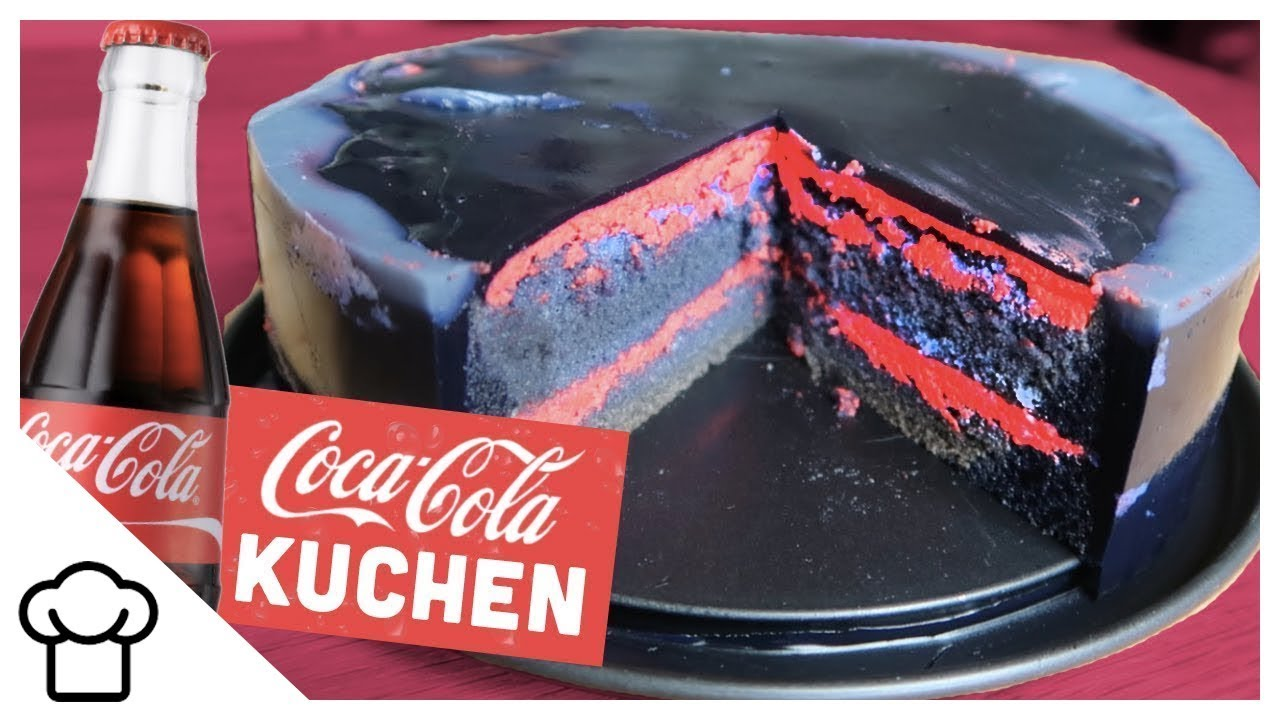 Ich Wollte Coca Cola Kuchen Machen Aber Youtube