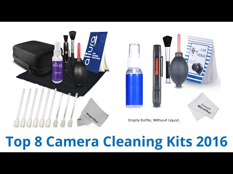 8 Best Camera Cleaning Kits 2016
