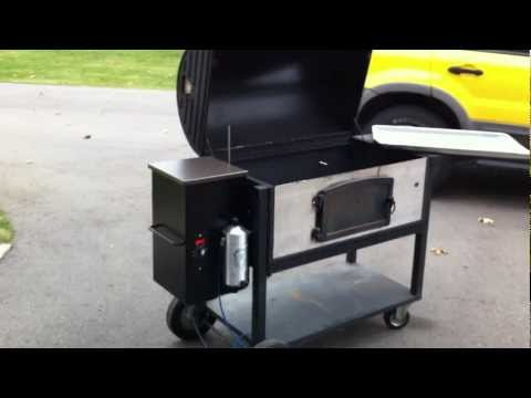 SmokeDaddy DIY Pellet Grill and Smoker