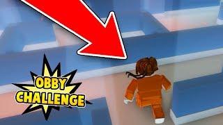 JEWELRY STORE OBBY CHALLENGE in JAILBREAK!!! (ROBLOX Jailbreak)