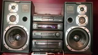 Tes dàn máy nghe nhạc Nhật 110v 110w