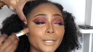 Easy Make Up TUTORIAL | jaclyn hill palette | Morphe 2018