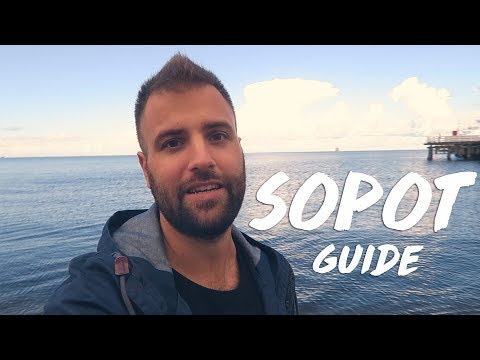 Quick SOPOT Guide - Poland Travel Vlog