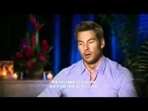 Brad Womack - The Bachelor On Why He's Looking For Love