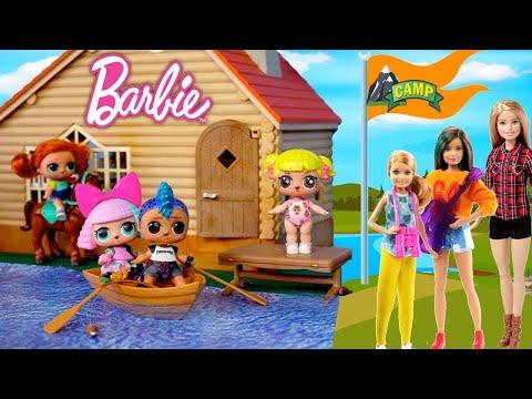 Barbie LOL Family