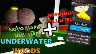 UNDERWATER WOODS   NOVO MAPA DO BEAR + Novo Kill Effect - BEAR Alpha