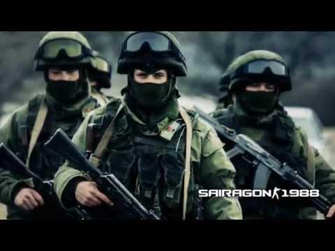 Вежливые люди, Polite people.Russian rescued Crimea from war in Ukraine!