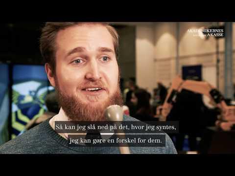 Akademikernes A-kasse Talent Attraction Odense Robotics