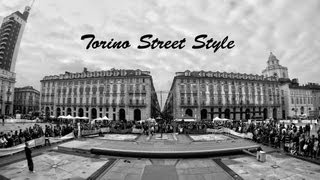 Torino Street Style Parkour,Airtrack and Fun