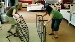 Pragma Bed Frame Assembly Race