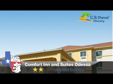 Comfort Inn and Suites Odessa - Odessa Hotels, Texas