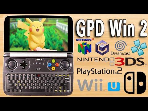 Should You Buy A GPD Win 2 (2019)? - DC/N64/GC/Wii/WiiU/PS2/PSP/3DS