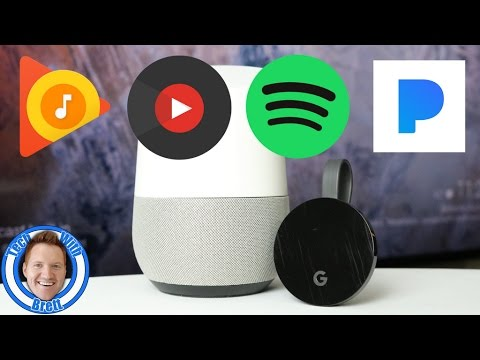 How to Play Music on Chromecast From Google Home