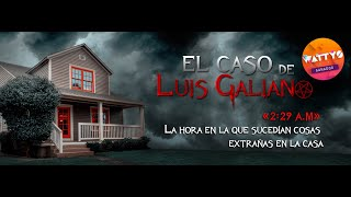 El caso de Luis Galiano | Wattpad Booktrailer