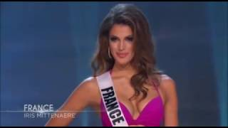 Iris Mittenaere Miss France Preliminary Competition Miss Universe 2016