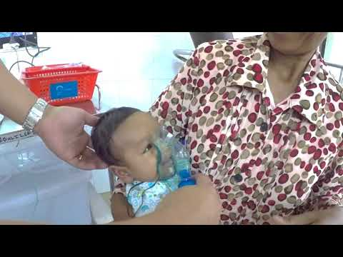 How To Wash the Nebulizer Mask of NPH ED OPD Department