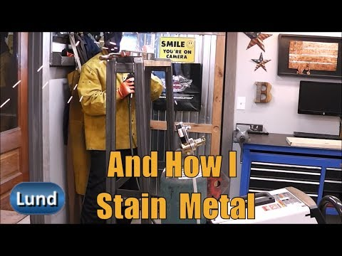 Mig Welding and Metal Fabrication - Wood & Metal Furniture
