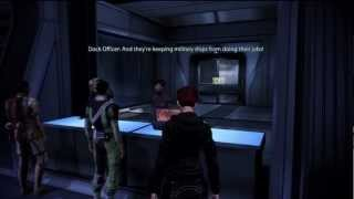 Repeat youtube video Mass Effect 3 Taking Sides: Refugee vs Dock Officer