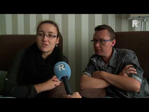 Regina en Melvin van der Waal uit Spijkenisse over hun deelname aan programma Steenrijk, Straatarm