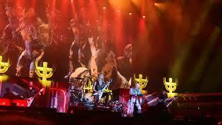 Judas Priest with Glenn Tipton - Metal Gods & Breaking The Law - Sweden Rock Festival 2018-06-09