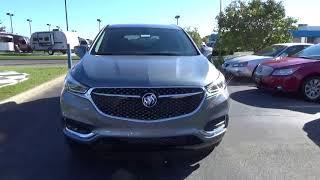 18B008 2018 Buick Enclave Avenir For Sale Columbus Ohio