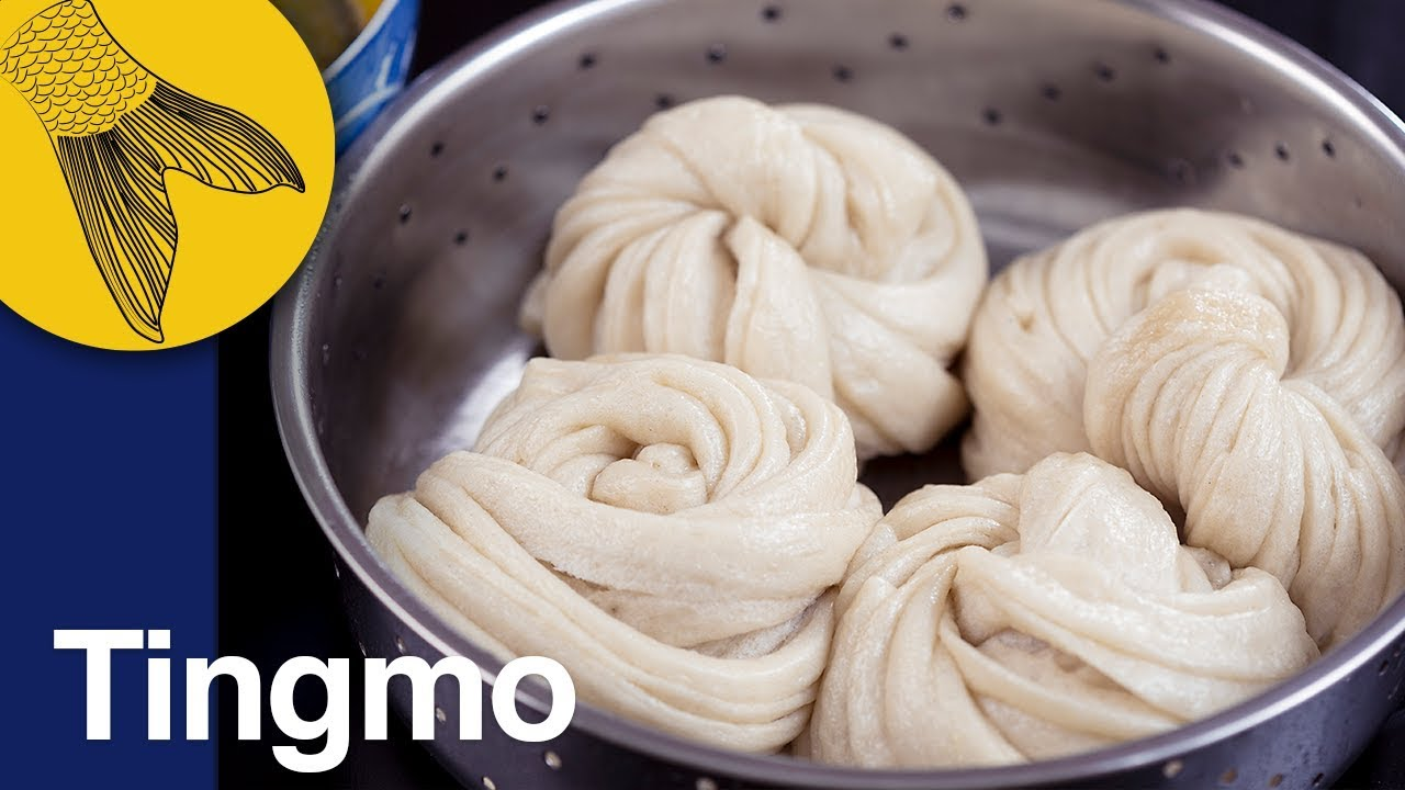 Tingmo Or Ting Momo Tibetan Steamed Bread The Blue