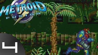 Metroid Fusion [BLIND] pt 4 - Back Door Rendevous