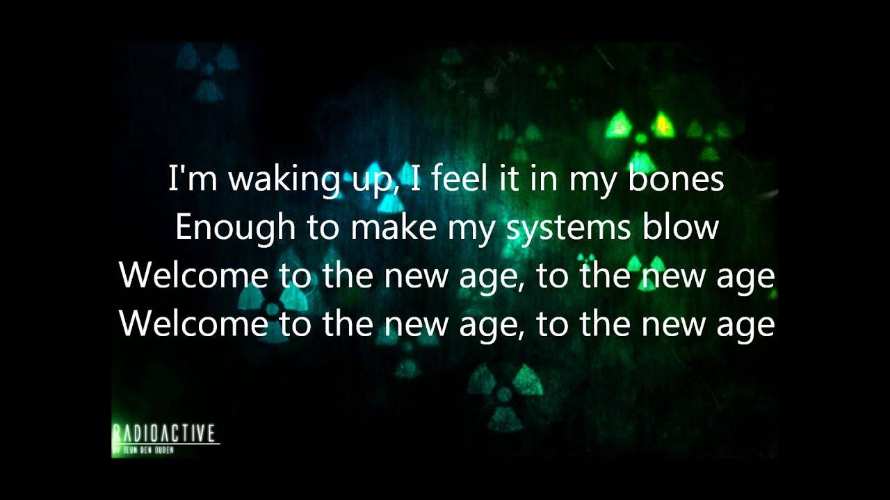 Radioactive - Imagine Dragons (Lyrics) - YouTube