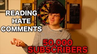 Reading Your Hate Comments (50K Special) (Explicit)