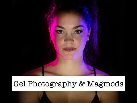 Strobist Lighting Techniques - MagMod Gel Photography ...