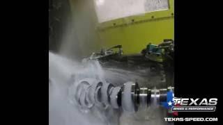 Texas Speed & Performance Engine Machining Facility - Camshaft Grinder