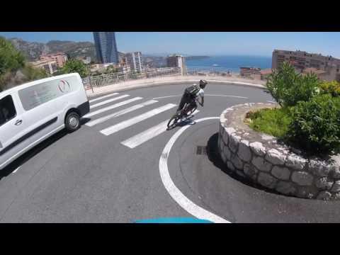 Trans Provence:  Tag6  Sospel - Monaco