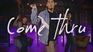 Trevor Takemoto Choreography Come Thru by Summer Walker feat Usher