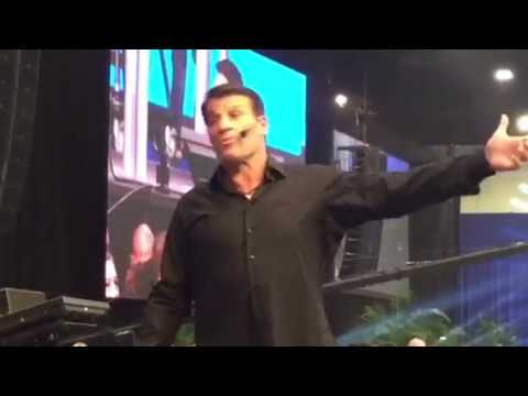 Tony Robbins - Importance of Energizing Your Body for Success