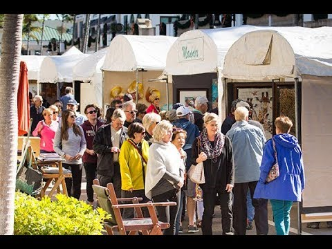 Art Festivals and Fairs - Tips for Booth Design and Sales Success