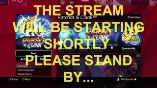 Pre-Stream April 12, 2016: REMaking the Classics! R&C Today