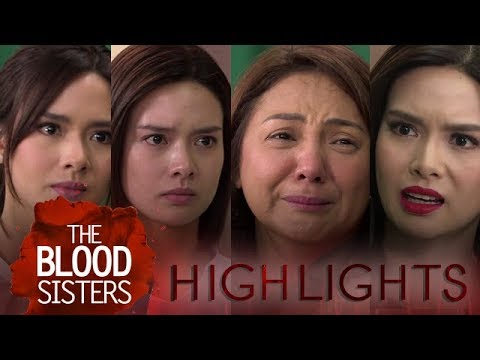 The Blood Sisters: Carrie, Agatha and Erika refuse to acknowledge Adele as their true mother   EP 71