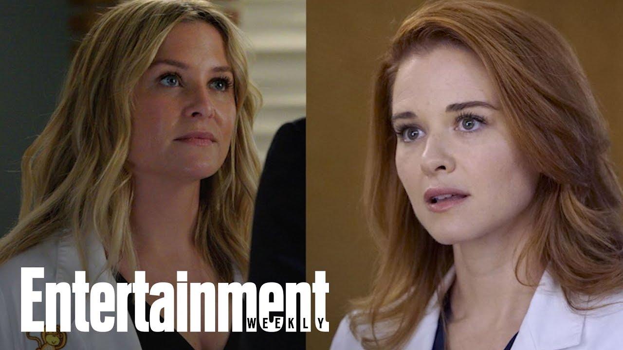 Grey\'s Anatomy: Jessica Capshaw, Sarah Drew To Exit After Season ...