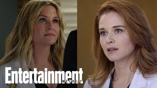 Grey's Anatomy: Jessica Capshaw, Sarah Drew To Exit After Season | News Flash | Entertainment Weekly