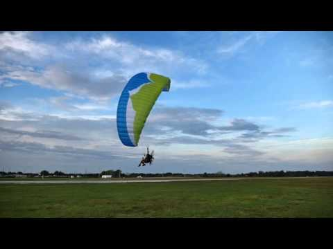 Ozone Mojo Power Review - EN-A Beginner Paraglider