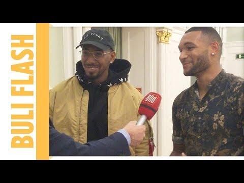 Doppel-Interview - BamS trifft Tah und Boateng