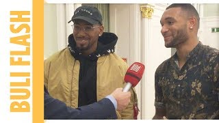 Doppel-Interview - BamS trifft Tah und Boateng
